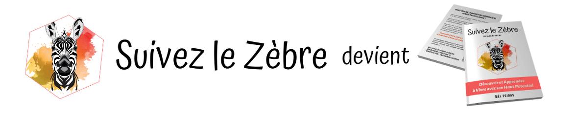 Suivez le Zèbre devient Livre